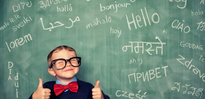 آموزش اشتباه انگلیسی به کودک