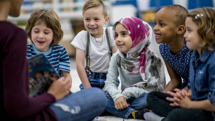 بهترین سن آموزش زبان انگلیسی به کودکان؟