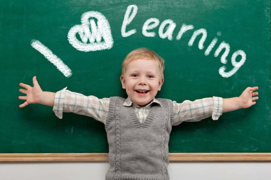 Five important points in teaching English to children